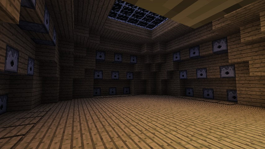 Minecraft How To Make A Mob Spawn Room