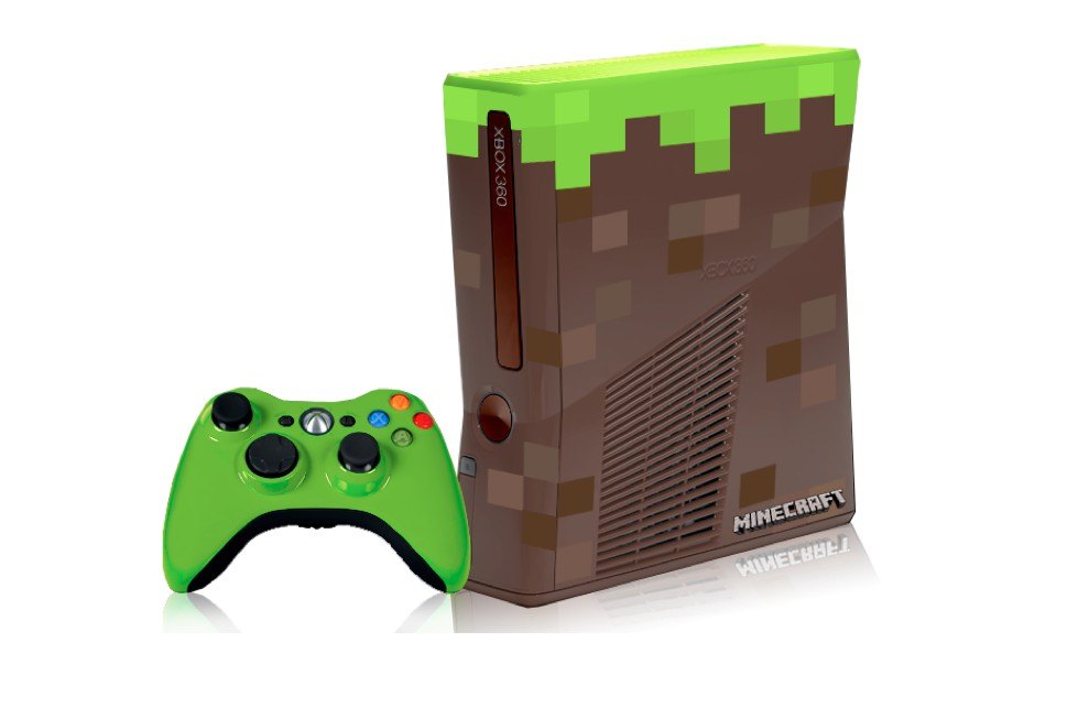 Minecraft themes Xbox 360 Minecraft Project