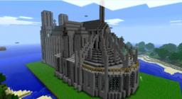 Reims Kathedral Minecraft Project