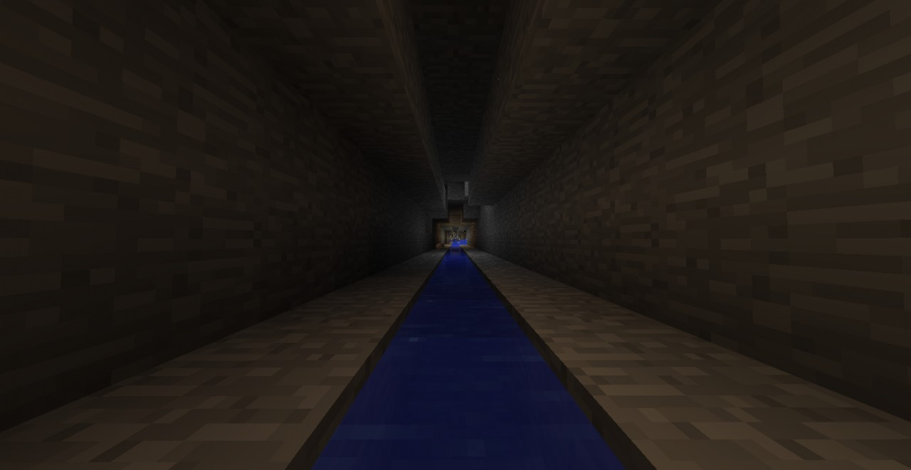 Take a shortcut, through the sewers!
