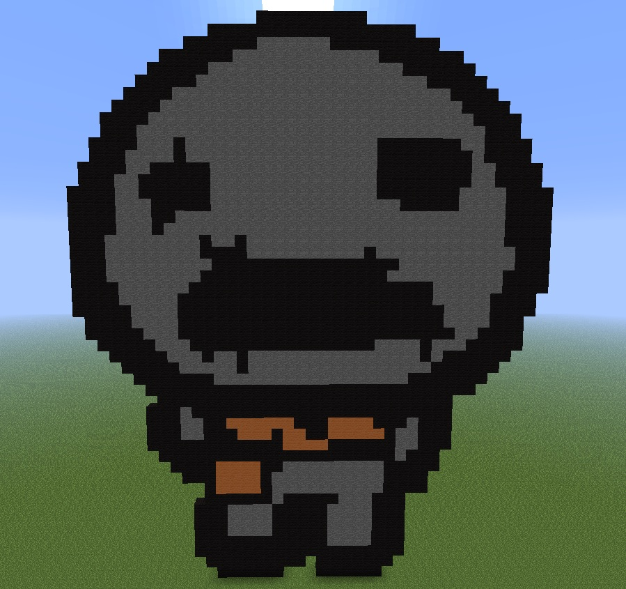 Greed From The Binding Of Isaac Minecraft Project