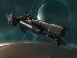 UNSC INFINITY (HALO 4) Minecraft Project