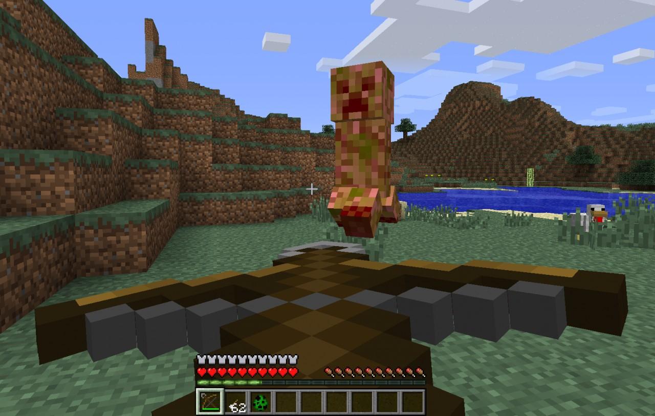 Minecraft Dog House Mod