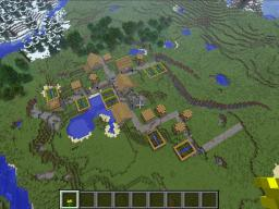 Village seed Minecraft Project