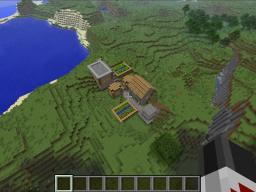 Little Village with Split Minecraft Project
