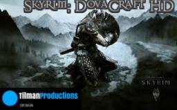 Skyrim: DovahCraft HD Minecraft Texture Pack