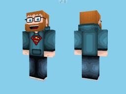 Simon Lane HD skin 50 subs special! Minecraft Blog