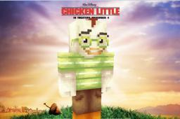 400 SUBS special - Chicken little HD skin Minecraft Blog