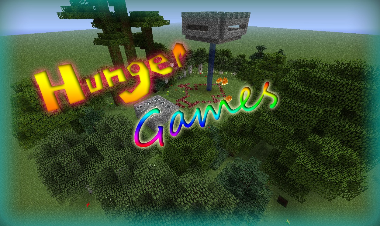 Hunger games minecraft project for Mine craft hunger games