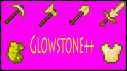 Glowstone   1.4.7 Minecraft