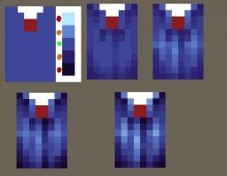 A quick guide on how I shade most of my skins Minecraft