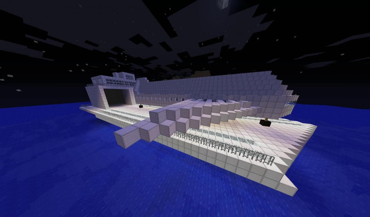 1: Both Warship and Plane