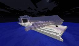 Warship + Plane Minecraft Map & Project
