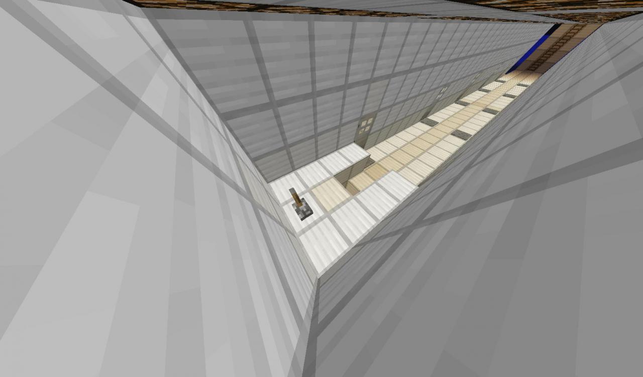 6: Private Hallway