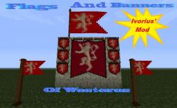 Game of Thrones Flags and Banners (1.2.5) (Subscriber Gift #1) Minecraft