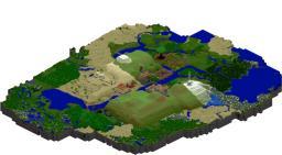 Kingdom Of Galekin + DOWNLOAD Minecraft Map & Project
