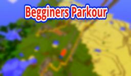 Beginners Parkour Minecraft Map & Project