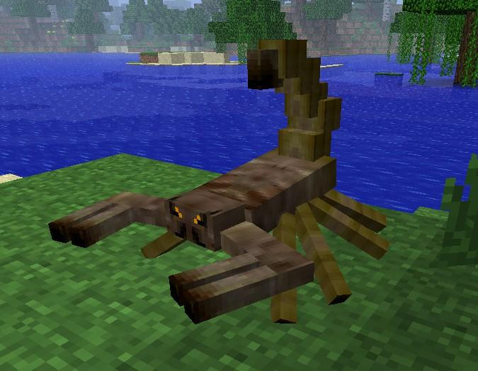 Mo Creatures    Big Cat Id