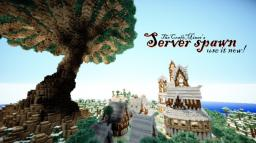 Nordic server spawn [Download] Minecraft Map & Project