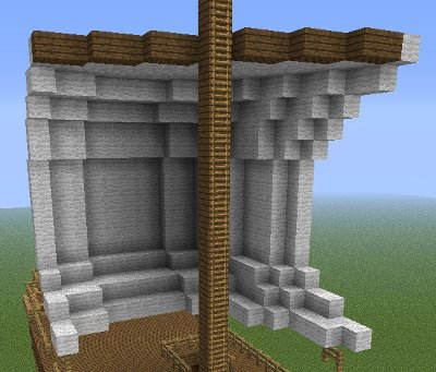 Minecraft How To Build A Pirate Ship