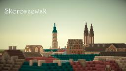 Skoroszewsk - big and realistic city - NEW SCREENS! Minecraft