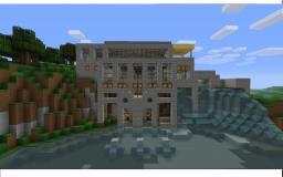 Lagoon Restaurant Minecraft