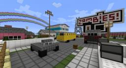 Nuketown Zombie Map Minecraft Map & Project
