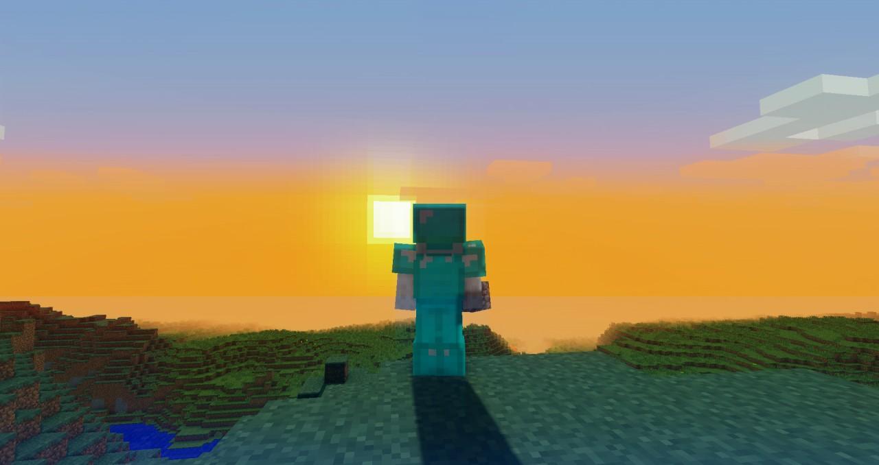 Hd Minecraft Wallpapers Minecraft Blog