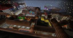 Traverse Town (Kingdom Hearts) Minecraft Map & Project