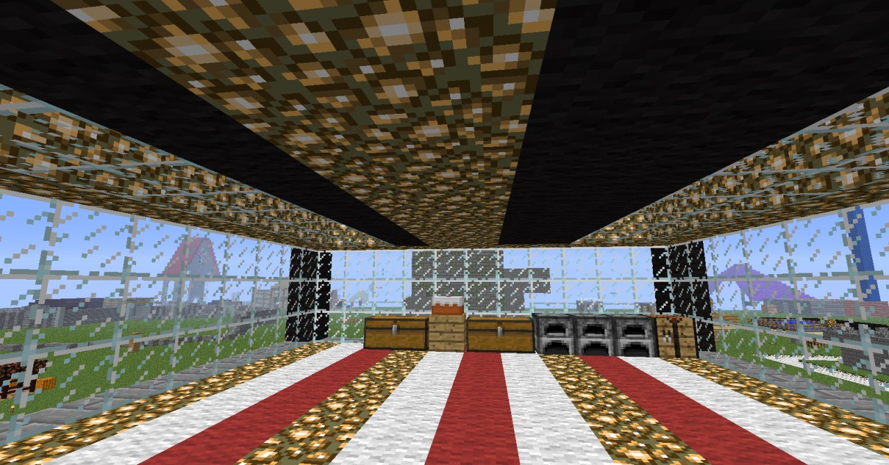 Le Frontier Minecraft Project