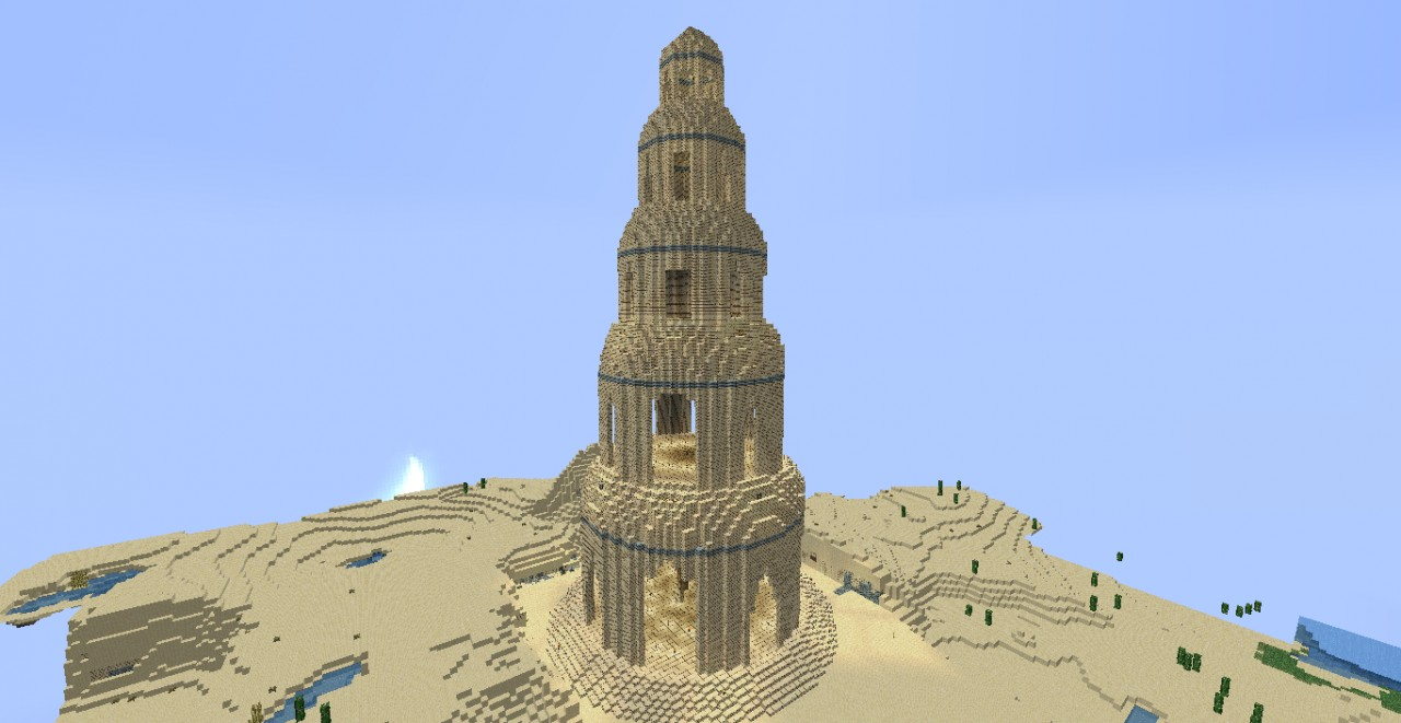 craft a map in minecraft with Sandstone Tower A Camelcraftuk Timelapse on 5560860489 in addition Babylon 5 Space Station together with Sandstone Tower A Camelcraftuk Timelapse besides Map additionally Image De Maison Moderne Dans Minecraft.