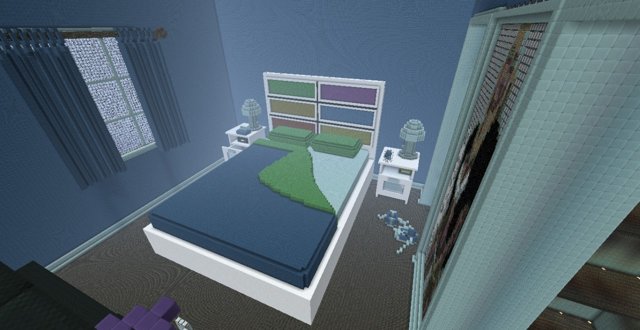 Bedroom from the shelf!