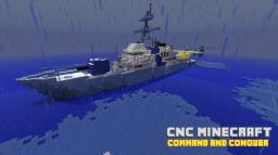 Destroyer (Red Alert 2) Minecraft