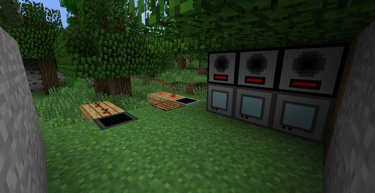 Blocks Minecraft Mod