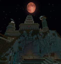 Steampunk Castle Minecraft Project