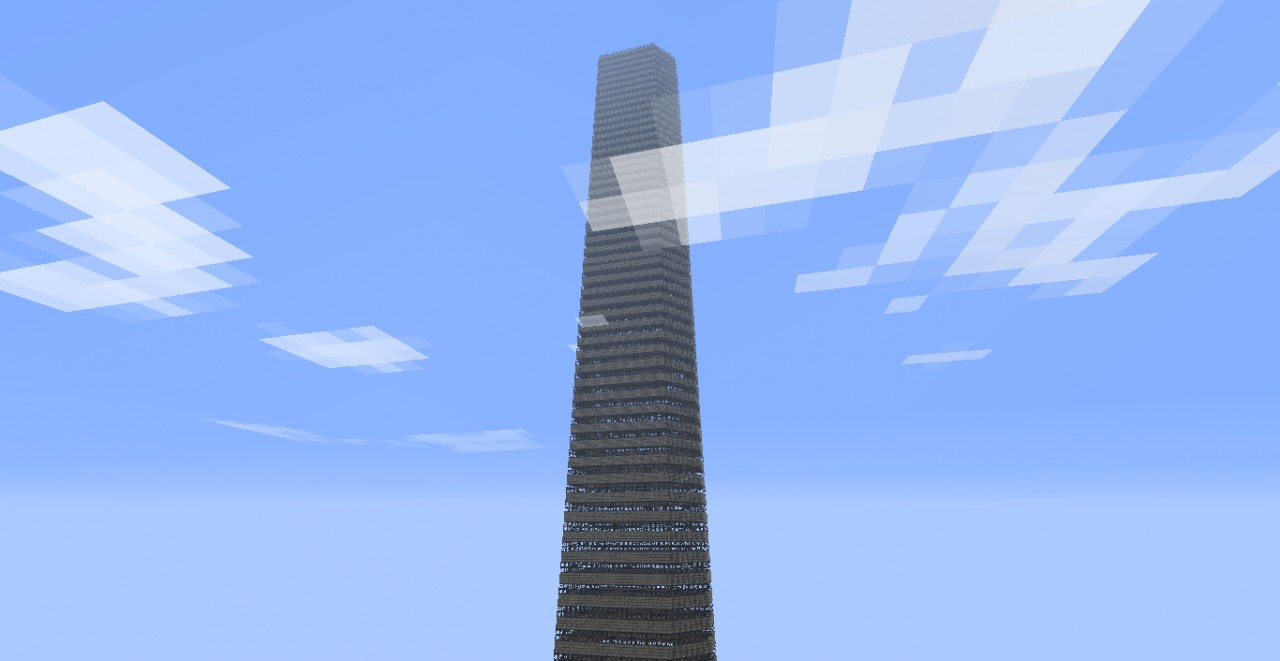 The Tower Of Amazing Minecraft Project