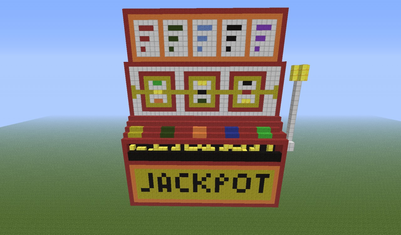 minecraft slot machine