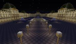 Louvre Minecraft Project