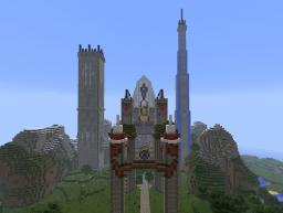 Palace Coralis Minecraft Map & Project