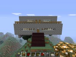 big house with 4 rooms Minecraft Map & Project