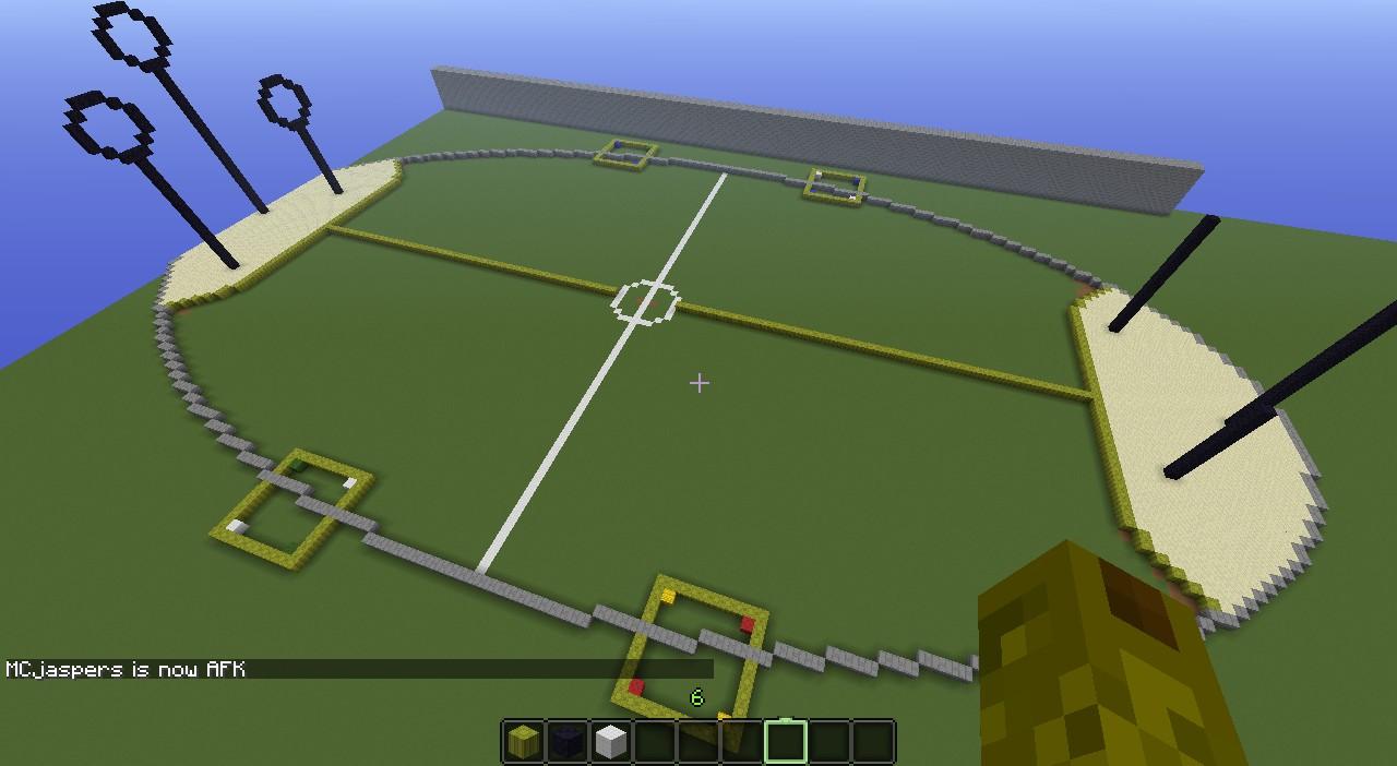 Quidditch Field Diagram