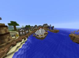 The White Bay Minecraft Map & Project