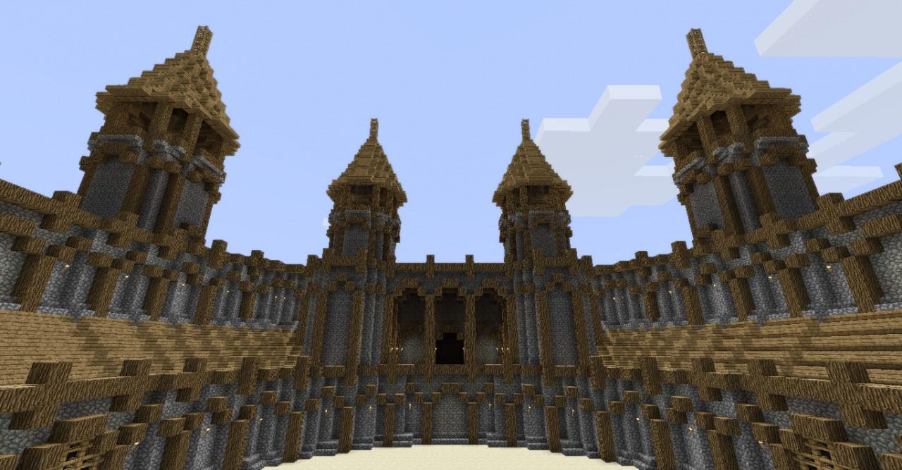 Arena Minecraft