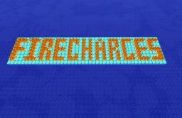 Throwable fire charges Minecraft Mod