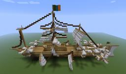 Airship to be Named Later Minecraft Map & Project