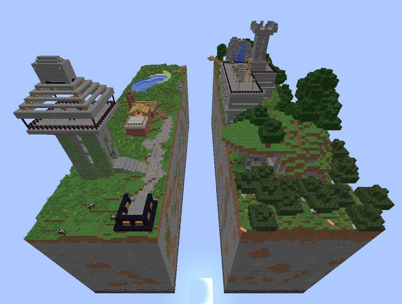 how to use the map in minecraft