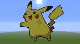 Pikachu Minecraft Map & Project