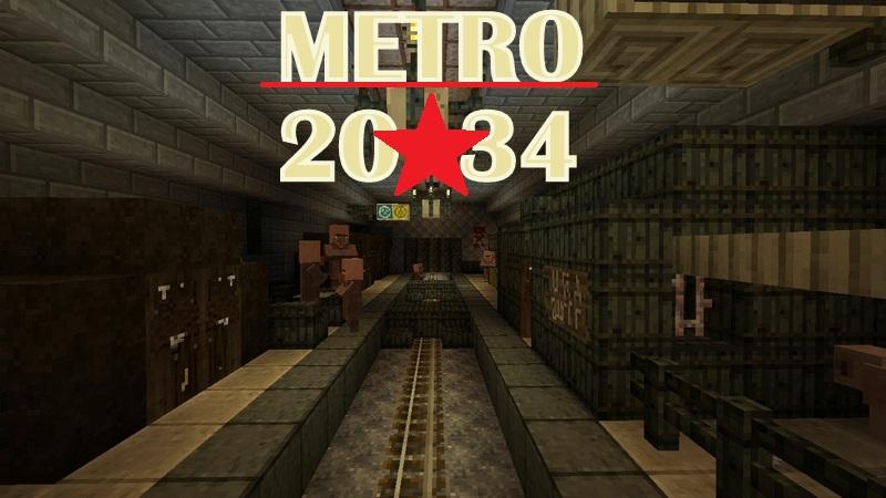 Metro 2034 Book