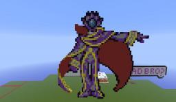 Minecraft Code Geass Zero Pixel art Minecraft Blog