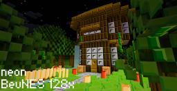 BevNES 128x128 Minecraft Texture Pack